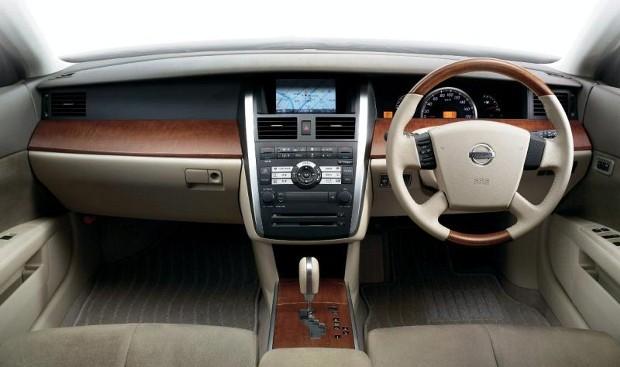 2003 Nissan Teana Interior Image