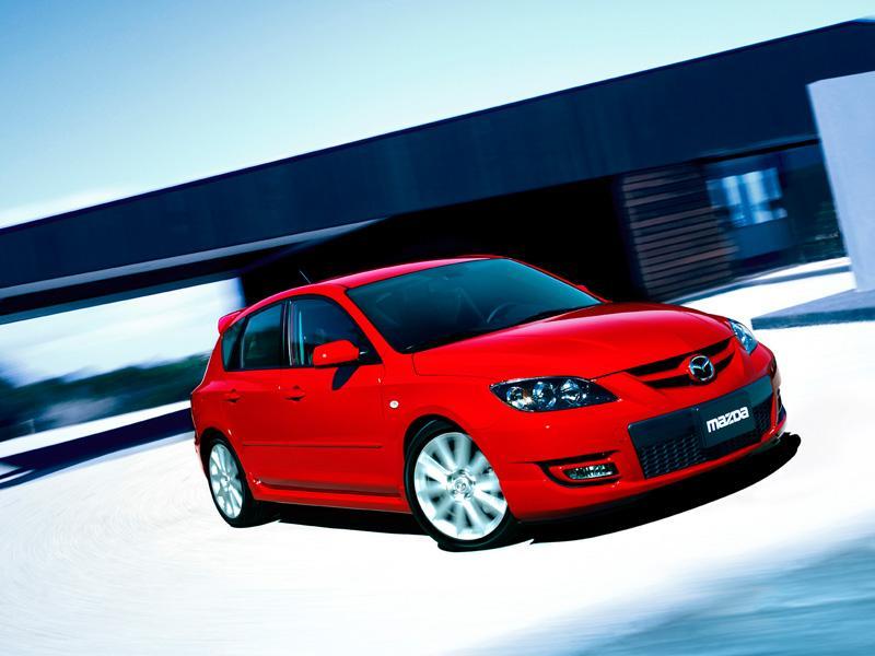 Mazdaspeed3 Image