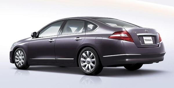 2008 Nissan Teana Image