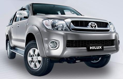 Toyota Hilux Vigo Image