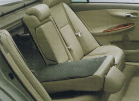 Crvs With Fold Flat Rear Seats