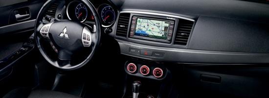 2008 Mitsubishi Lancer Dash Image