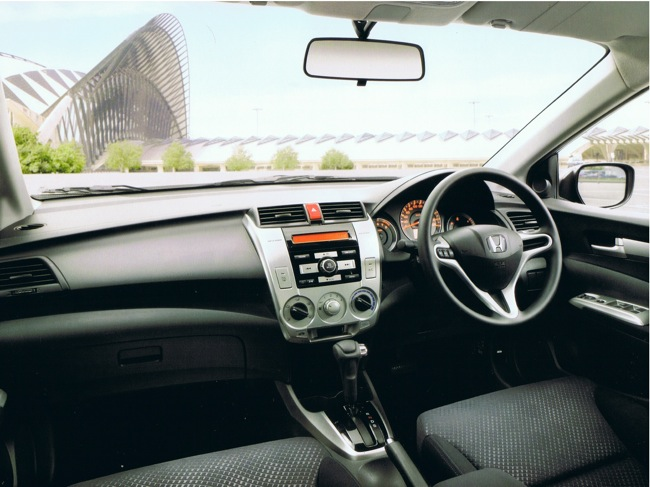 Honda City Interior Image