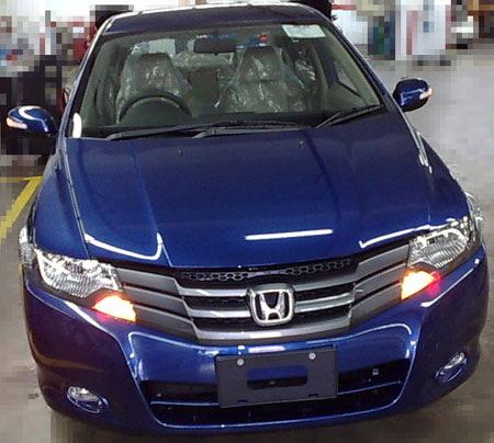 Honda City Image