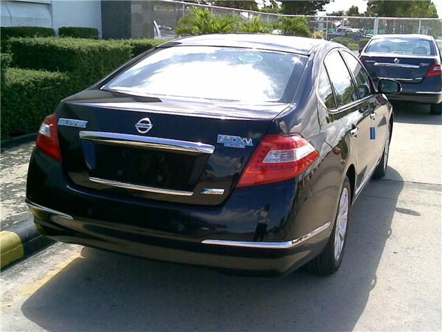 2009 Nissan Teana In The Wild In Thailand Bkkautos Com