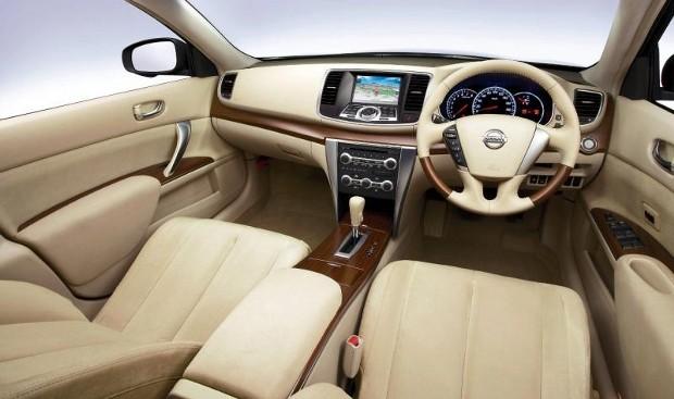 2010 Nissan Teana Interior Image