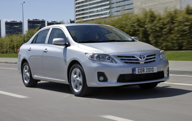 2010 Toyota Corolla Image