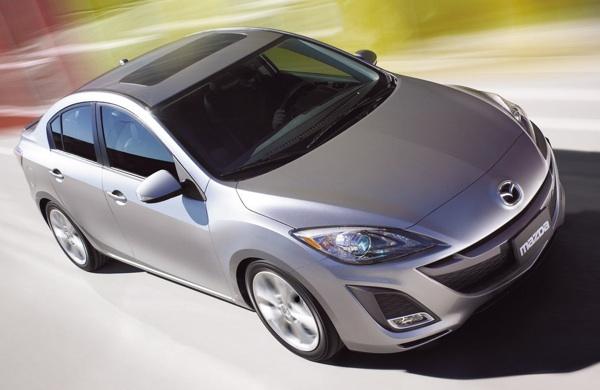 2010 Mazda3 Image