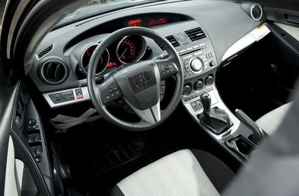 Mazda3 Interior Image