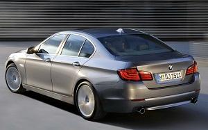 BMW 5 Image