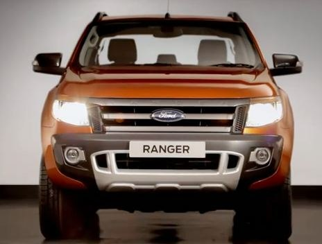 2012 Ford Wildtrak Image