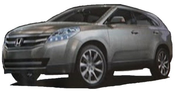 2012 Honda CR-V Rendering Image 3