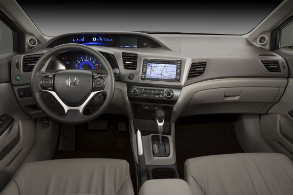 2012 Honda Civic Interior Image