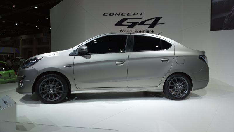 Mitsubishi G4 - Image