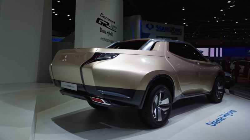 Mitsubishi GR-HEV - Image