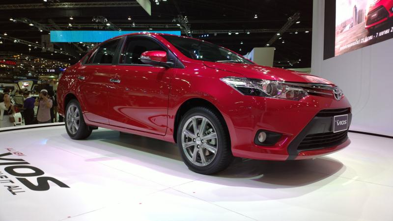 2013 Toyota Vios - Front - Image