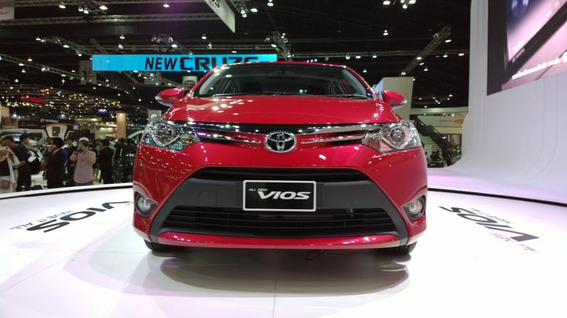 It's all about the Vios