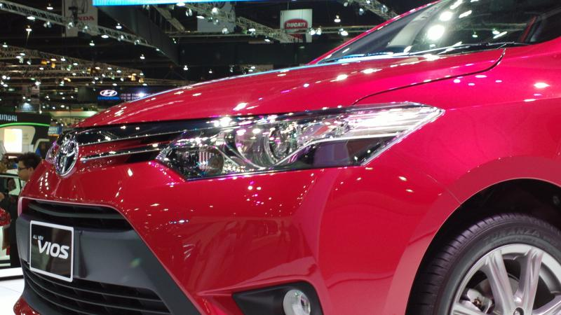 2013 Toyota Vios - Front Detail - Image