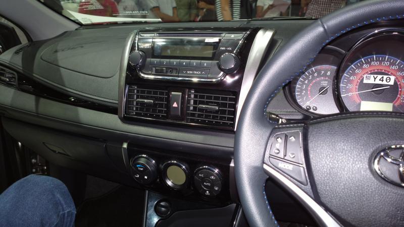 2013 Toyota Vios - Interior - Image