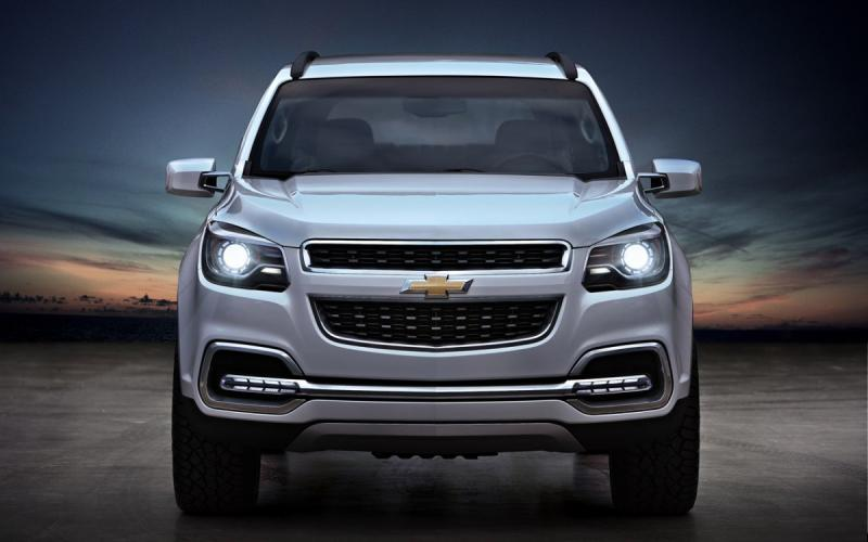 2013 Chevrolet TrailBlazer Image