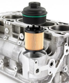 Chevrolet Cruze Oil Filter Image