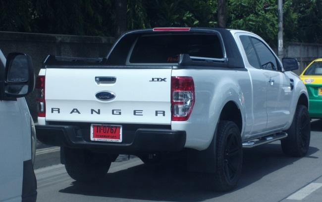 Ford Ranger XLT Problem Image