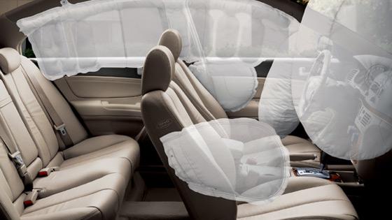 Sonata Airbags