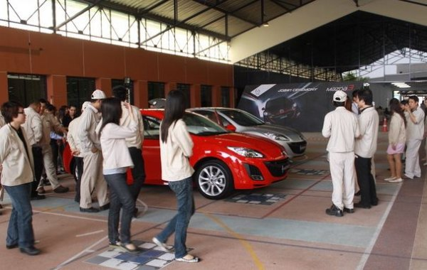 Mazda3 in Thailand on Preview Image