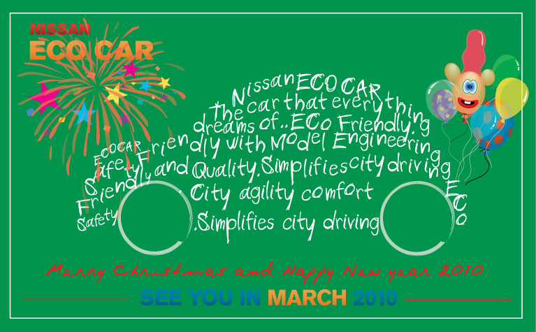 Nissan Eco Card Image