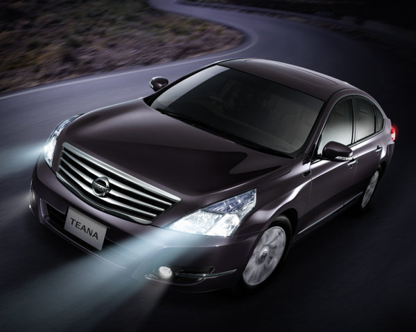 2009 Nissan Teana Image
