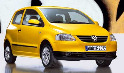 VW Fox Image