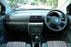 VW Interior Image