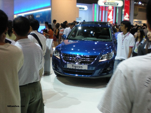 VW Tiguan Image