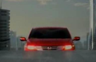 2009 Honda City Teaser Image