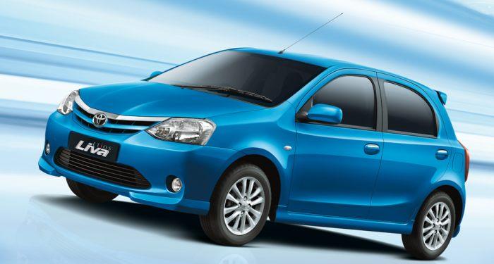 Toyota Etios Liva Image