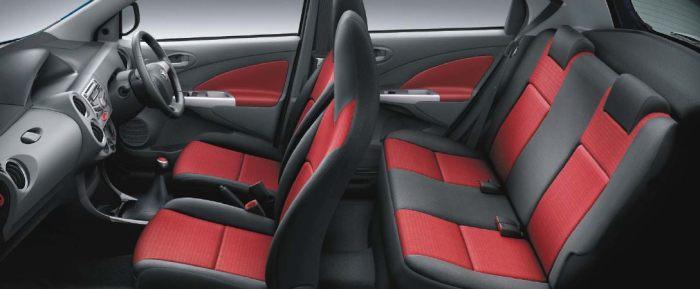 Toyota Etios Liva Interior Image