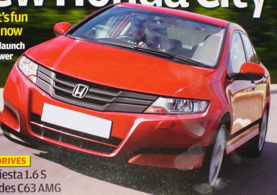 2009 Honda City image