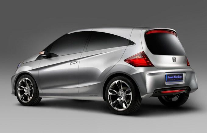 Honda New Small Rear Image