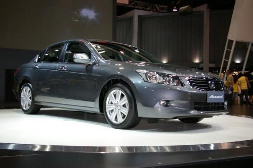 2008 Honda Accord - front side