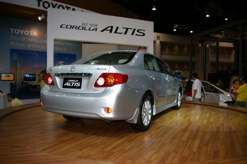 2008 Toyota Corolla Altis -1