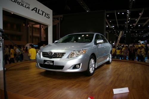 2008 Corolla Altis Image