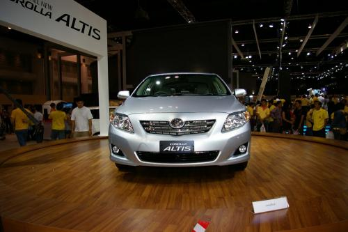 2008 Toyota Corolla Altis - 4
