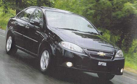 2007 Chevrolet Optra update picture