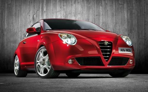 Alfa Romeo Mi.To - Front