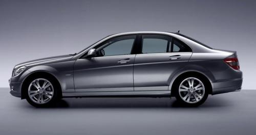 C-Class shows some class  - 2008 C-Class AMG side