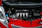 2008 Honda Jazz Engine Bay