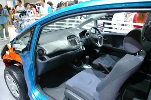 2008 Honda Jazz - Tear away 2