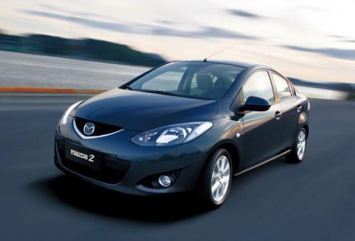 Mazda2 Front