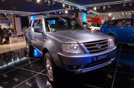 Tata Xenon Front 1