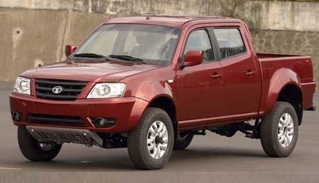 Tata Xenon Front 2